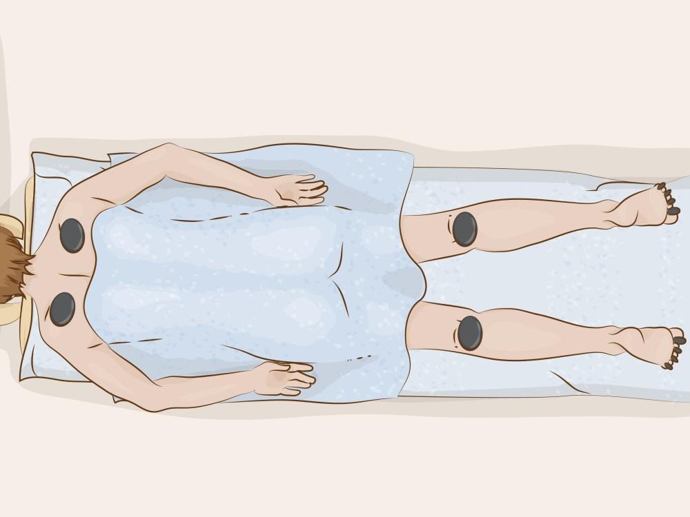 medium resolution of how to do hot stone massage