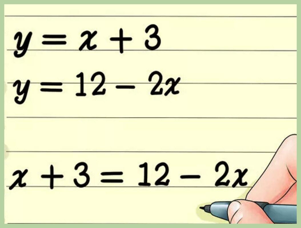 Math Equation Erase I Love You