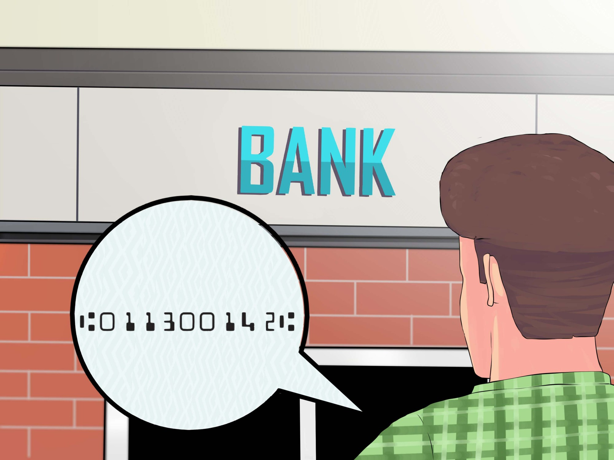 hight resolution of how to locate a check routing number
