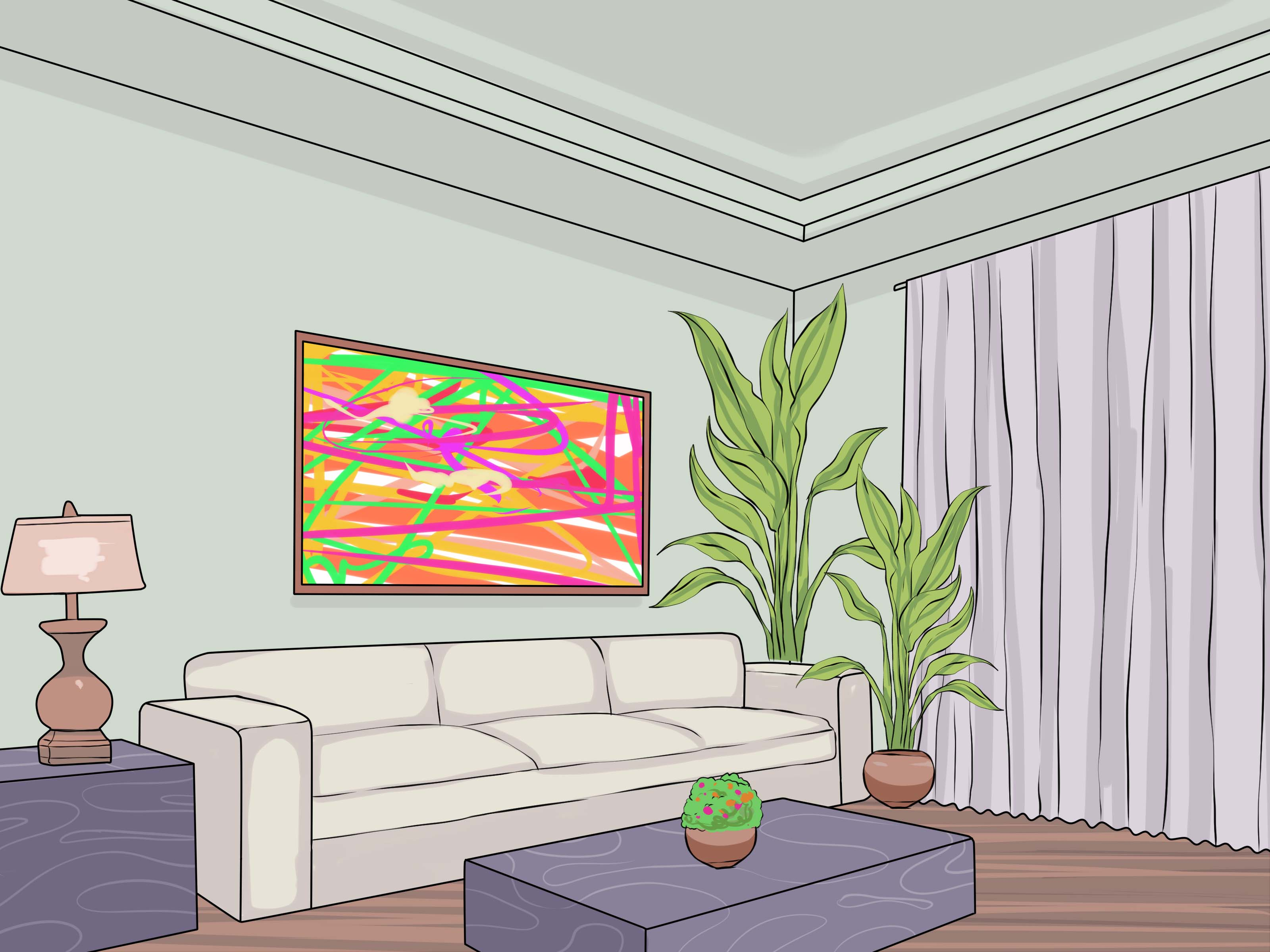 How to Design a Living Room 11 Steps with Pictures