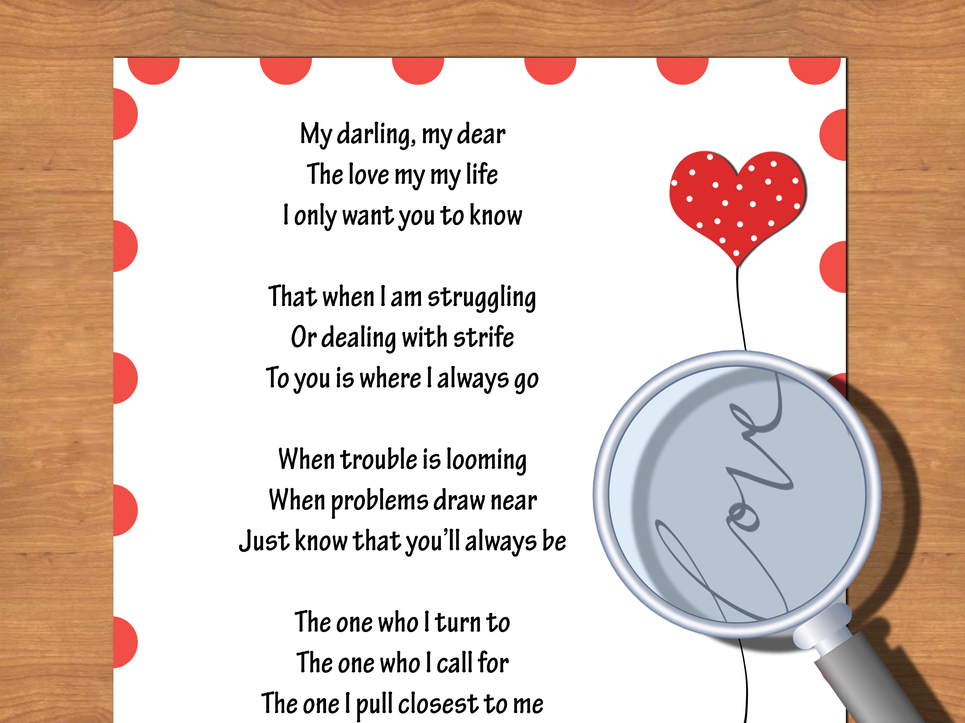 How To Write A Valentine Poem That Rhymes With Sample Poems