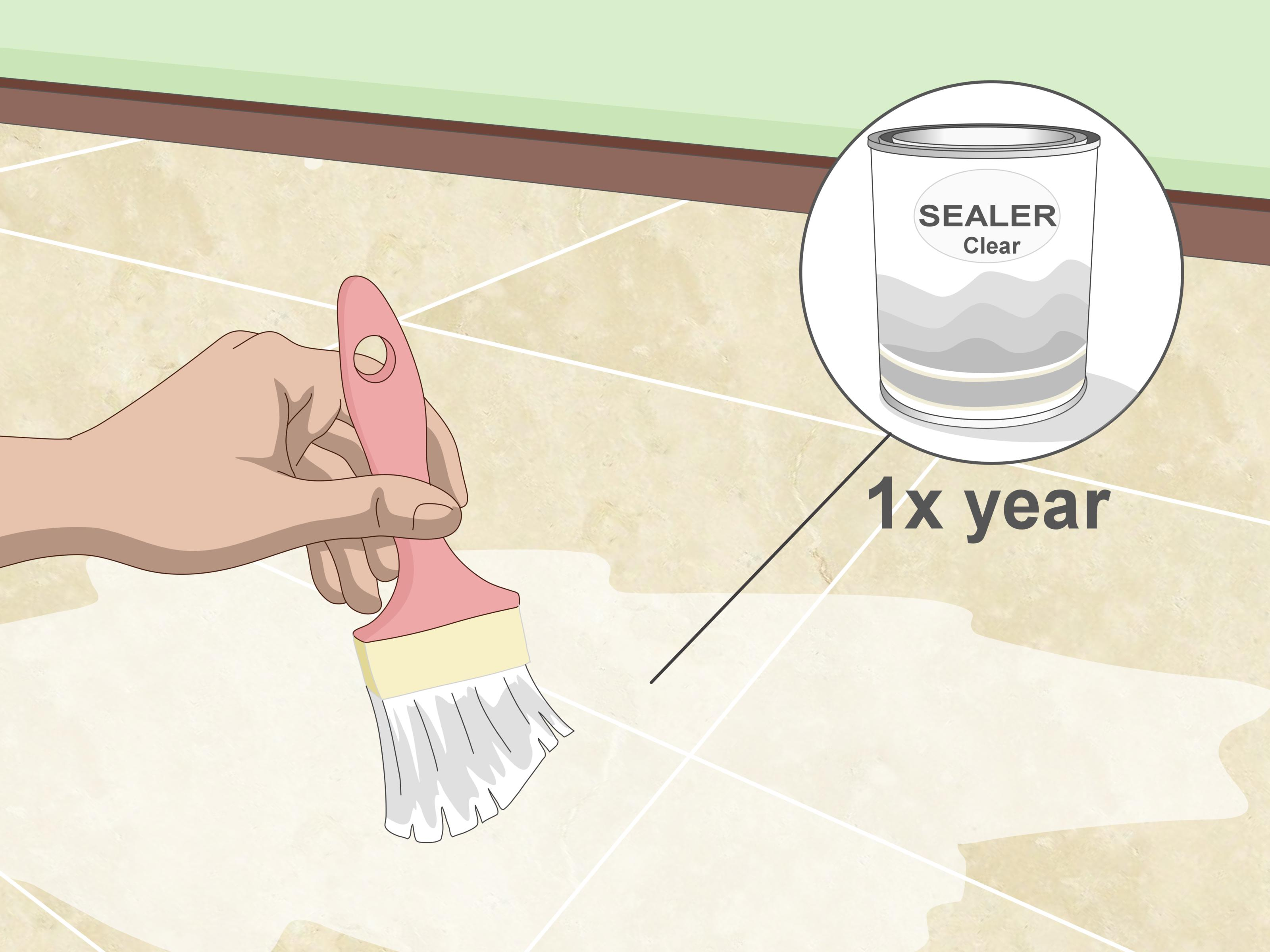 how to clean travertine floors 14