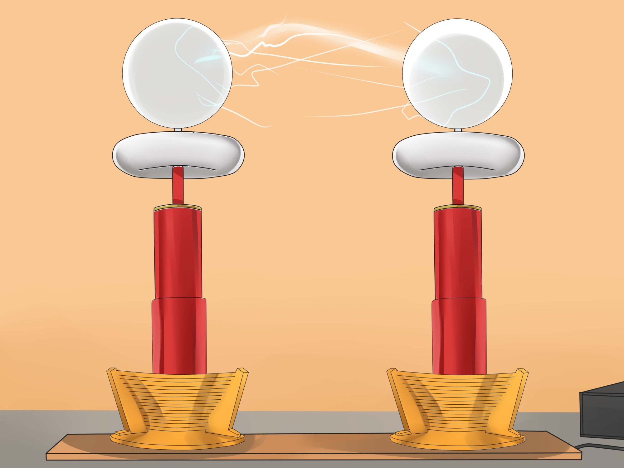 hight resolution of how to make a tesla coil