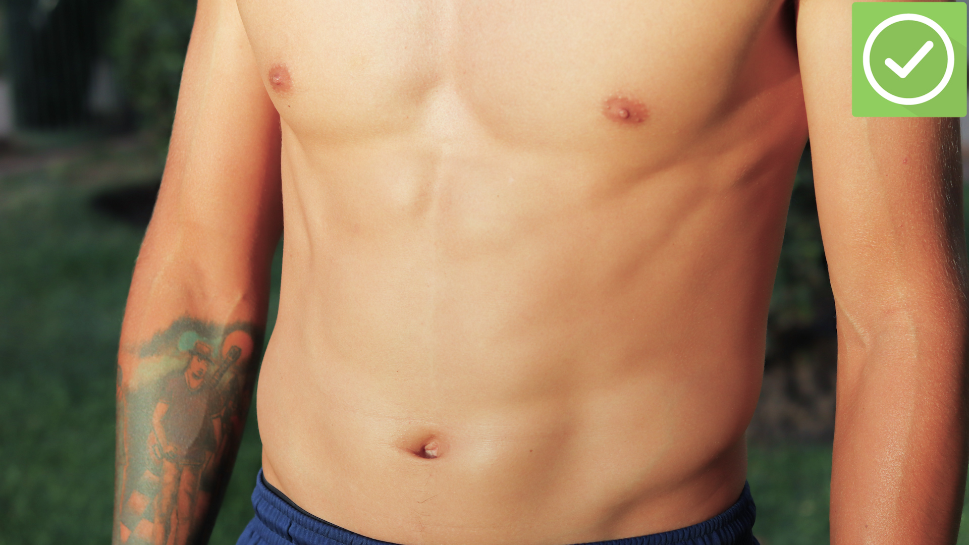 How to Get Six Pack Abs Fast 11 Steps with Pictures