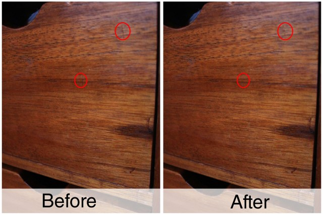 How to Seal Wood Scratches With a Walnut: 24 Steps (with Pictures)