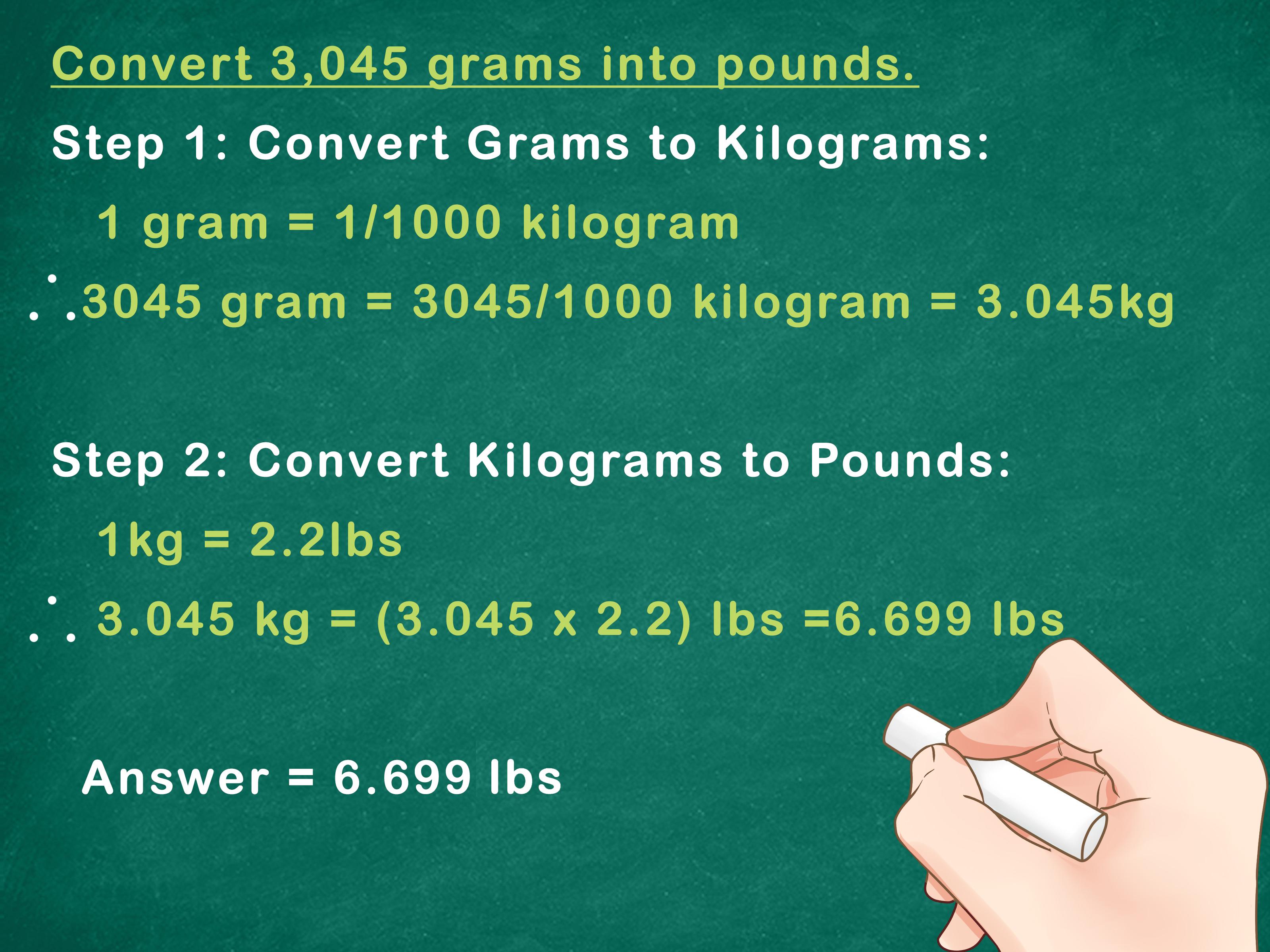 Kg Pounds Worksheet
