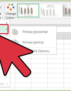 also how to add titles graphs in excel steps with pictures rh wikihow