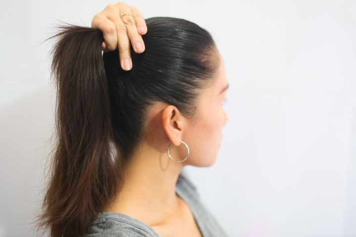 How to Make Cute Hairstyles for High School 8 Steps