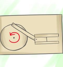 simple diagram of crankshaft [ 3200 x 2400 Pixel ]