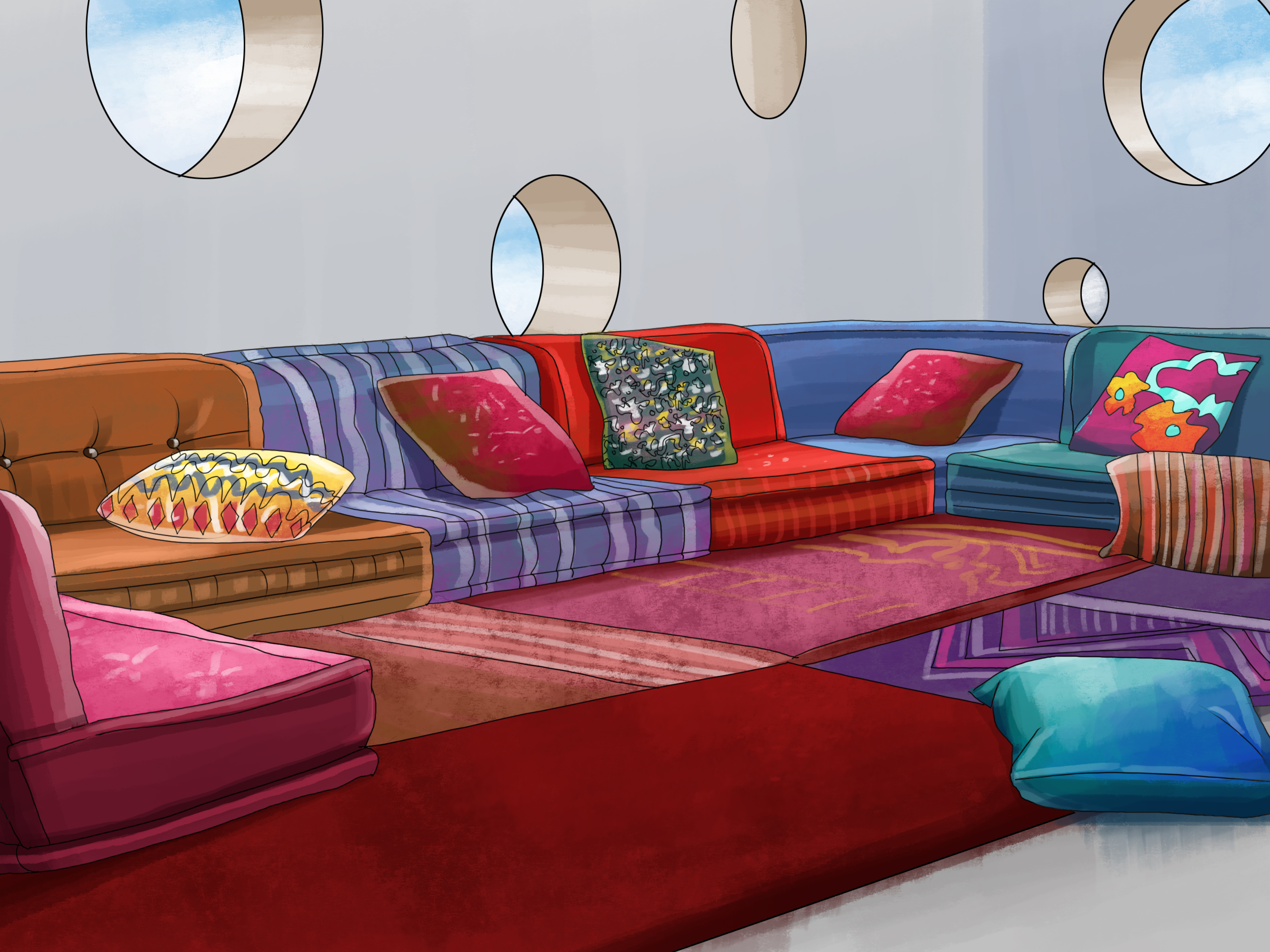 4 Ways To Choose Bohemian Style Home Decor Wikihow