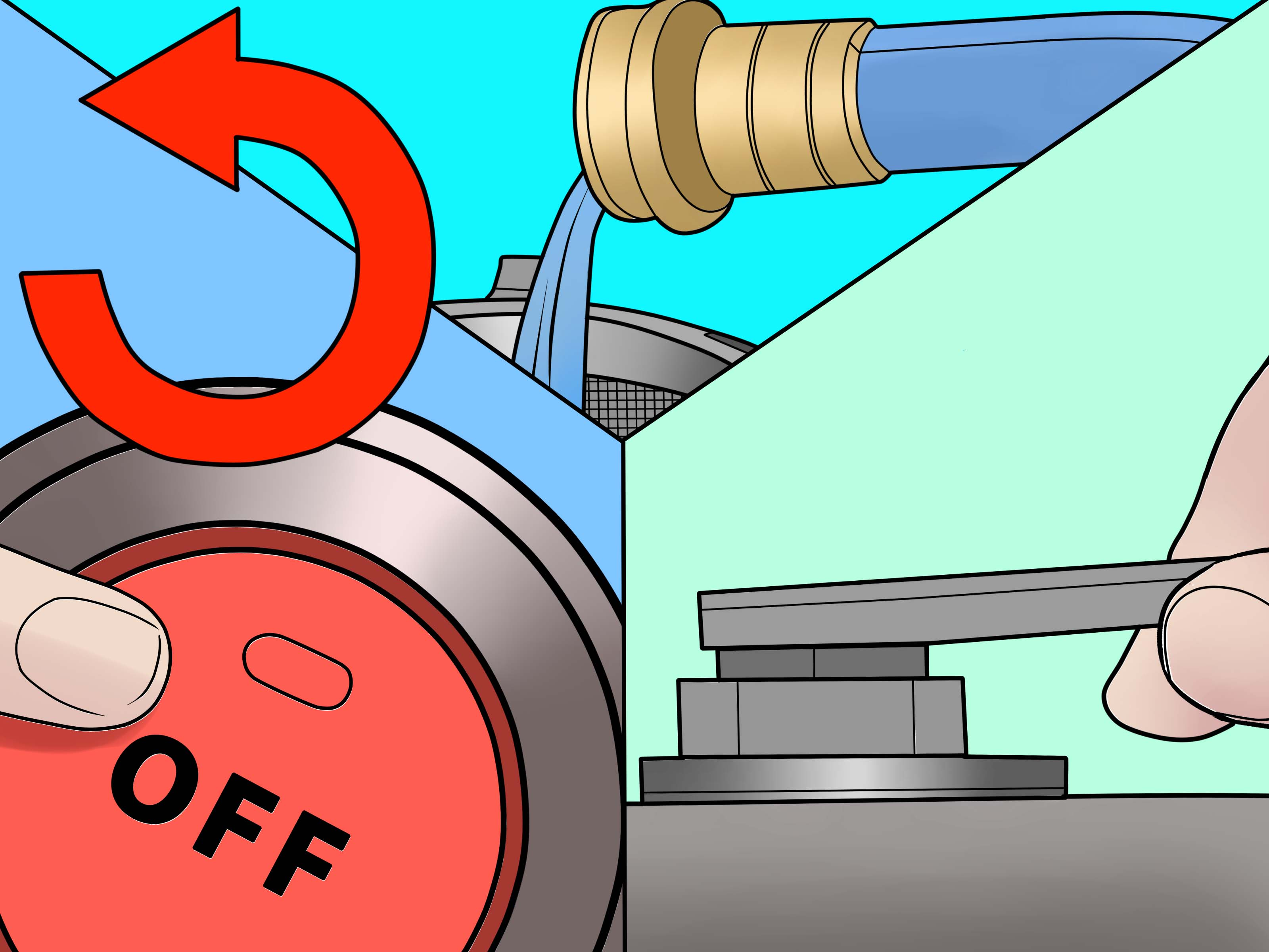 well pump not priming orbit ceiling fan wiring diagram how to prime a water 12 steps with pictures wikihow