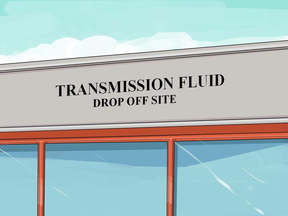medium resolution of how to change transmission fluid