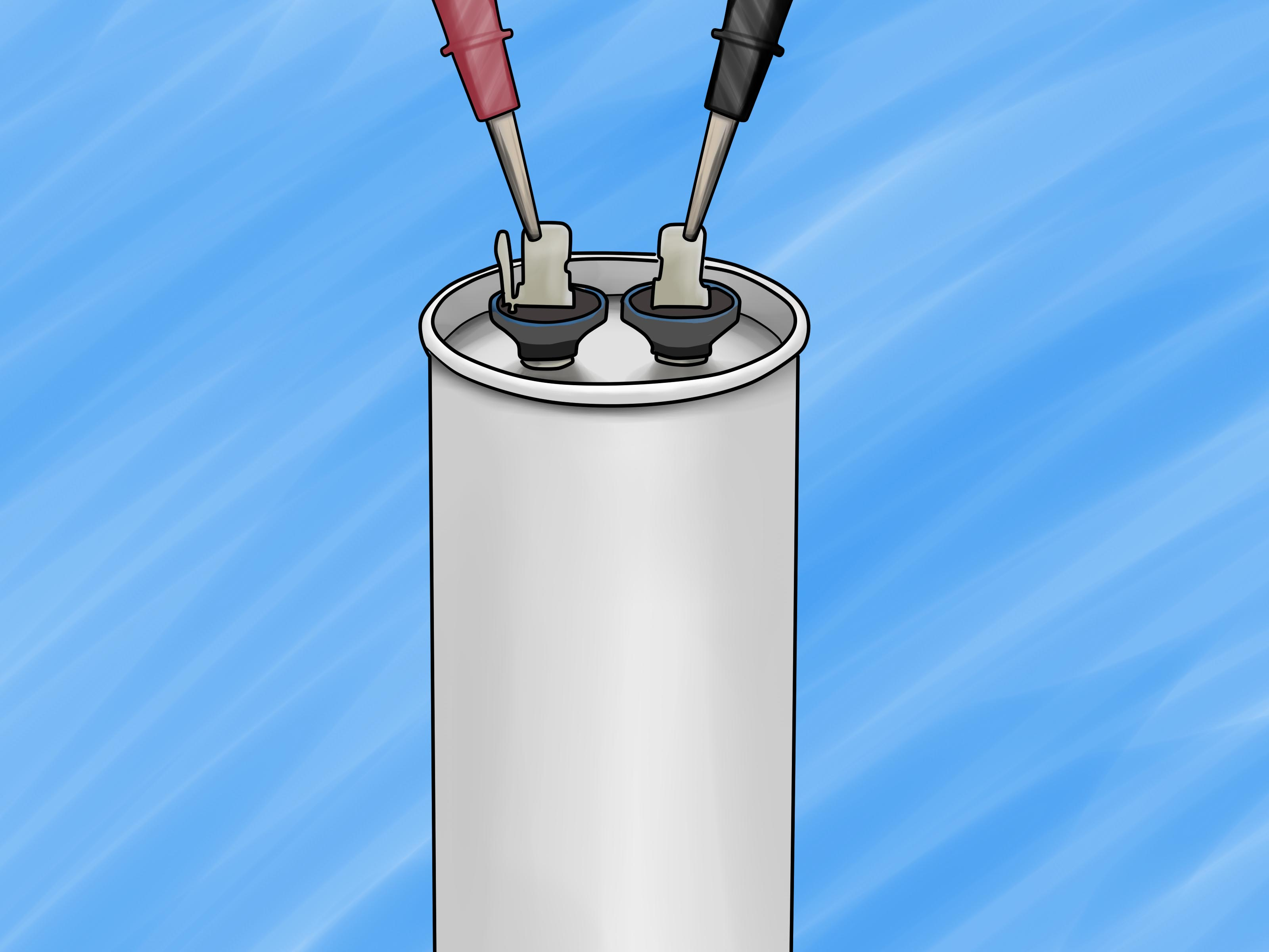 Ways To Test A Capacitor Wikihow