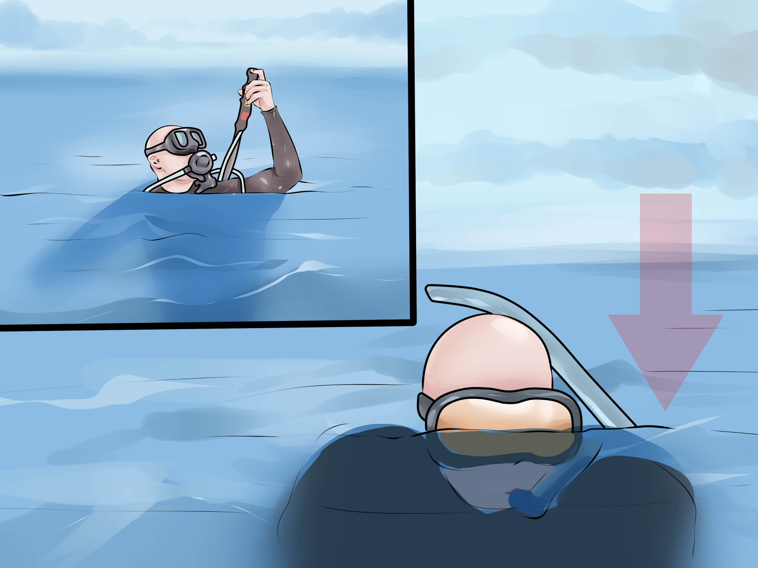 How To Do A Buoyancy Check 4 Steps With Pictures