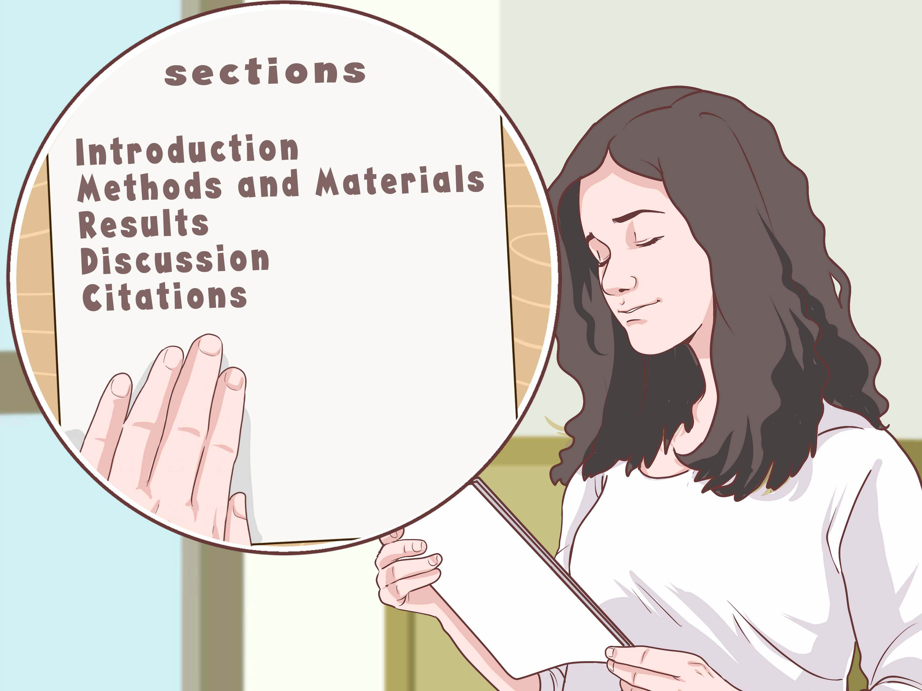 How To Write A Biology Lab Report With Pictures
