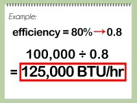Electric Furnace Btu Calculator