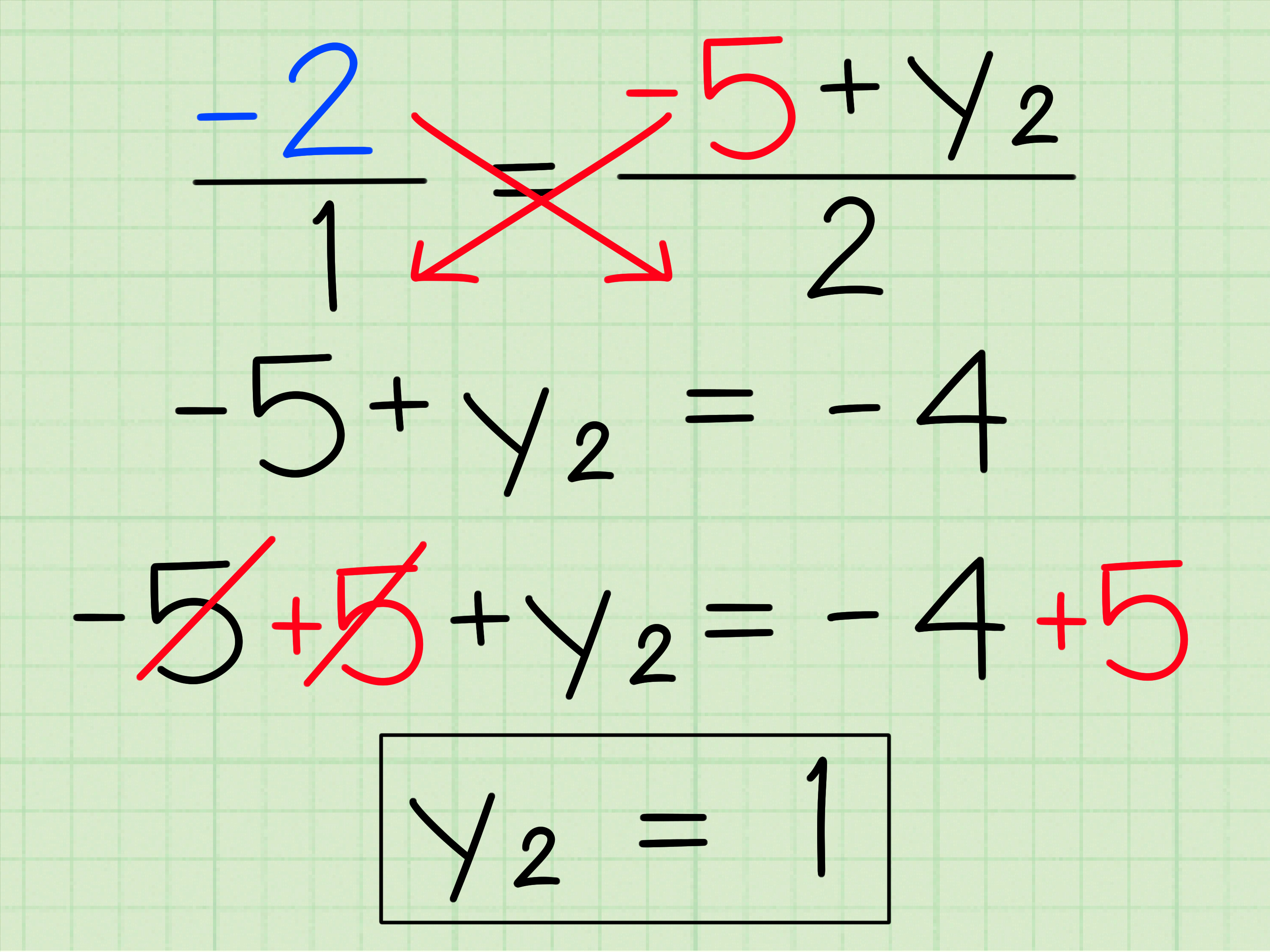 How To Find The Second Endpoint Algebraically When Given