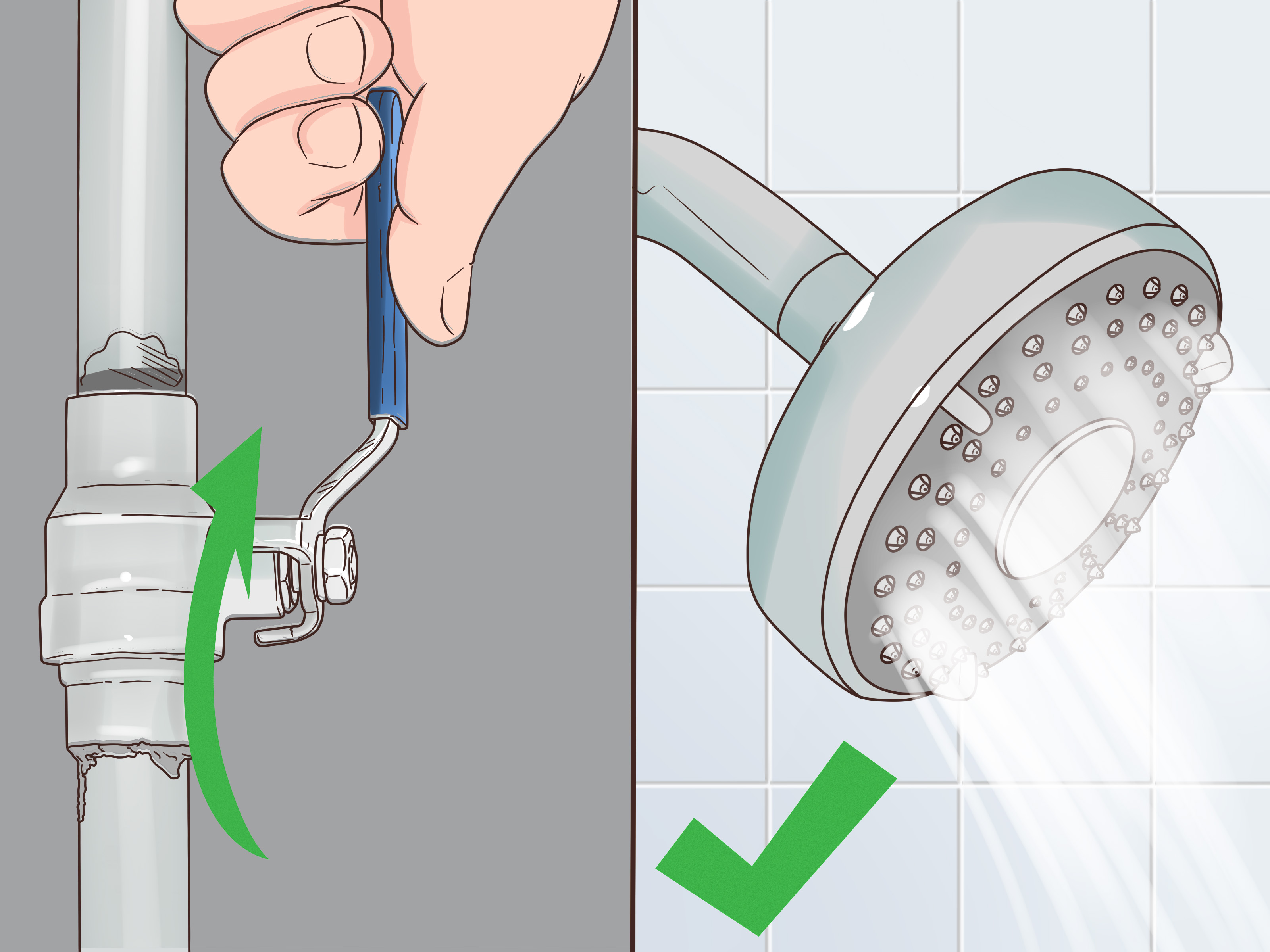 How To Fix A Leaky Bathtub Faucet With Pictures Wikihow