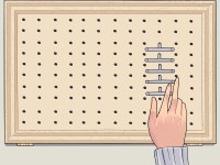 How to Frame Pegboard (with Pictures) - wikiHow