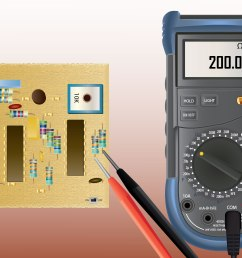how to use a digital multimeter [ 3200 x 2400 Pixel ]