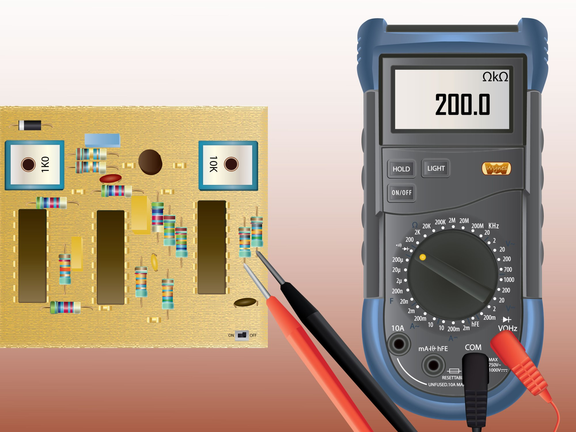 hight resolution of how to use a digital multimeter