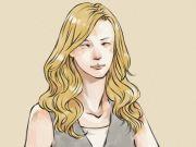krullend haar tekenen - wikihow