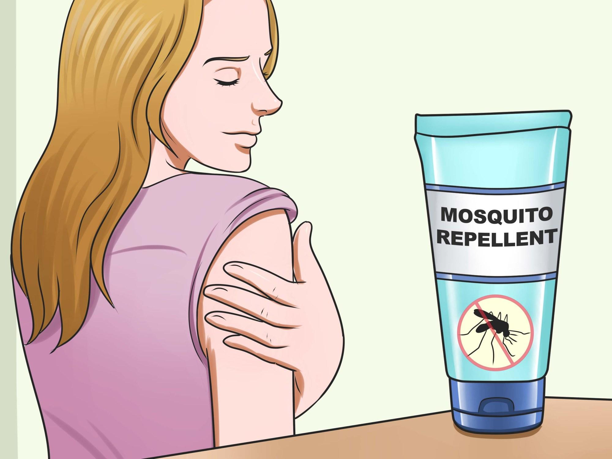 hight resolution of malarium symptom diagram
