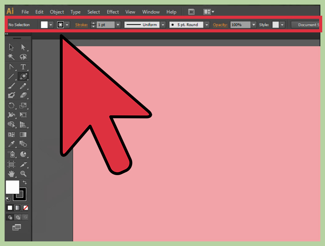 How To Change A Background In Adobe Illustrator 6 Steps