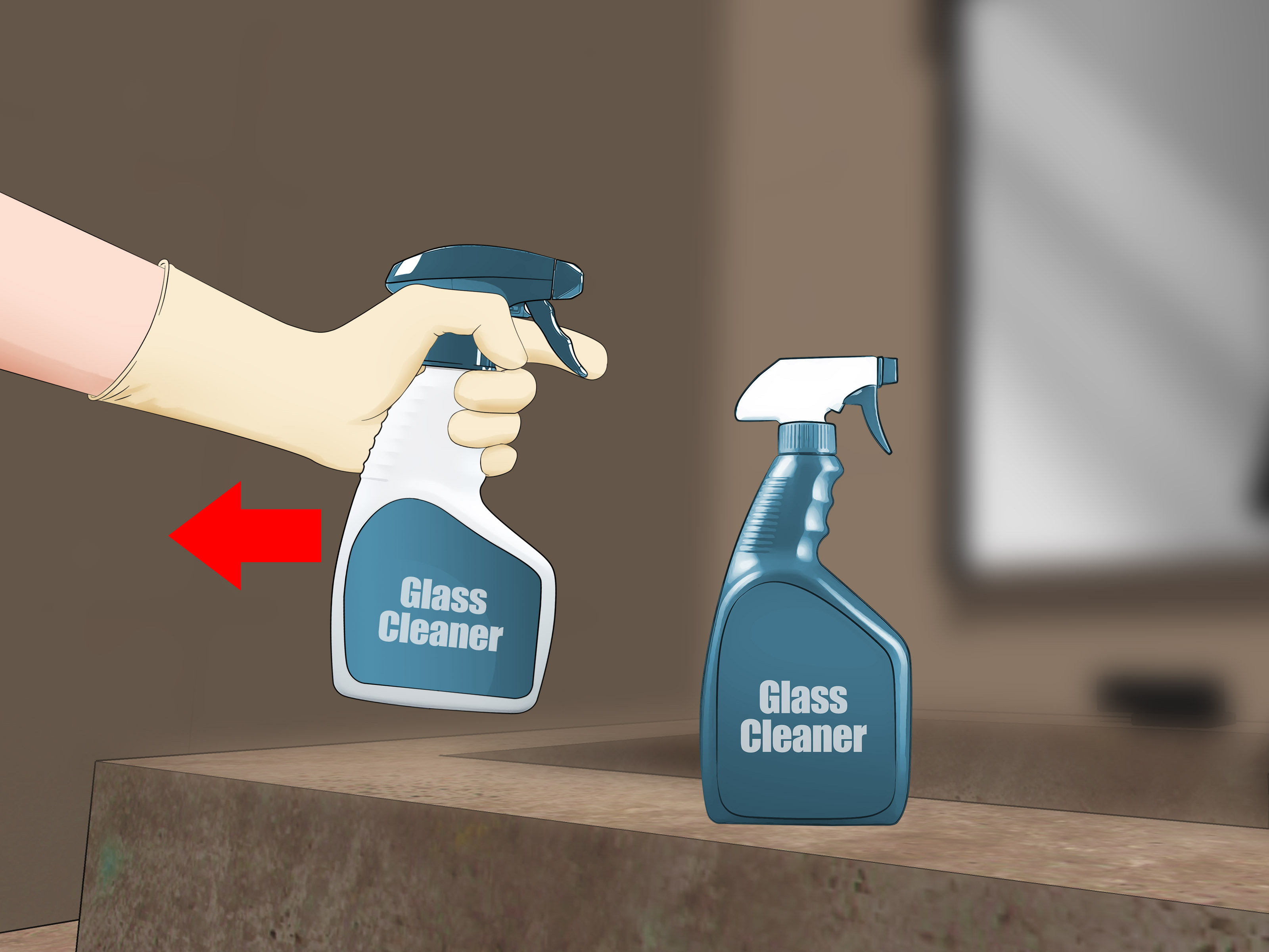 How To Organize Your Household Cleaning Supplies With