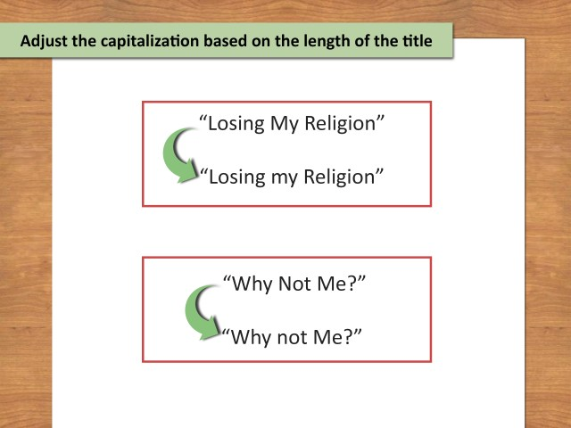 12 Ways to Punctuate Titles - wikiHow