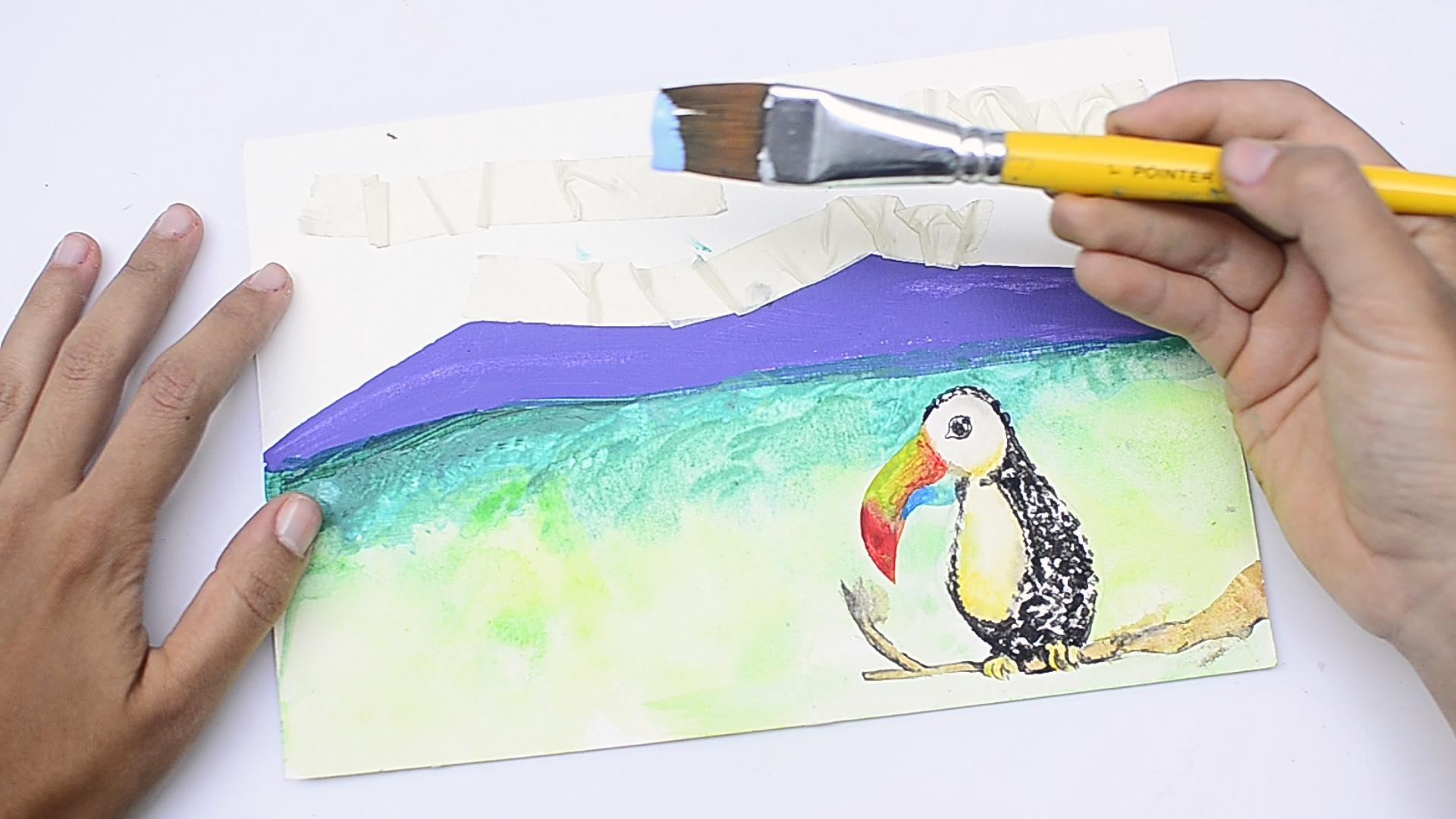 3 ways to paint