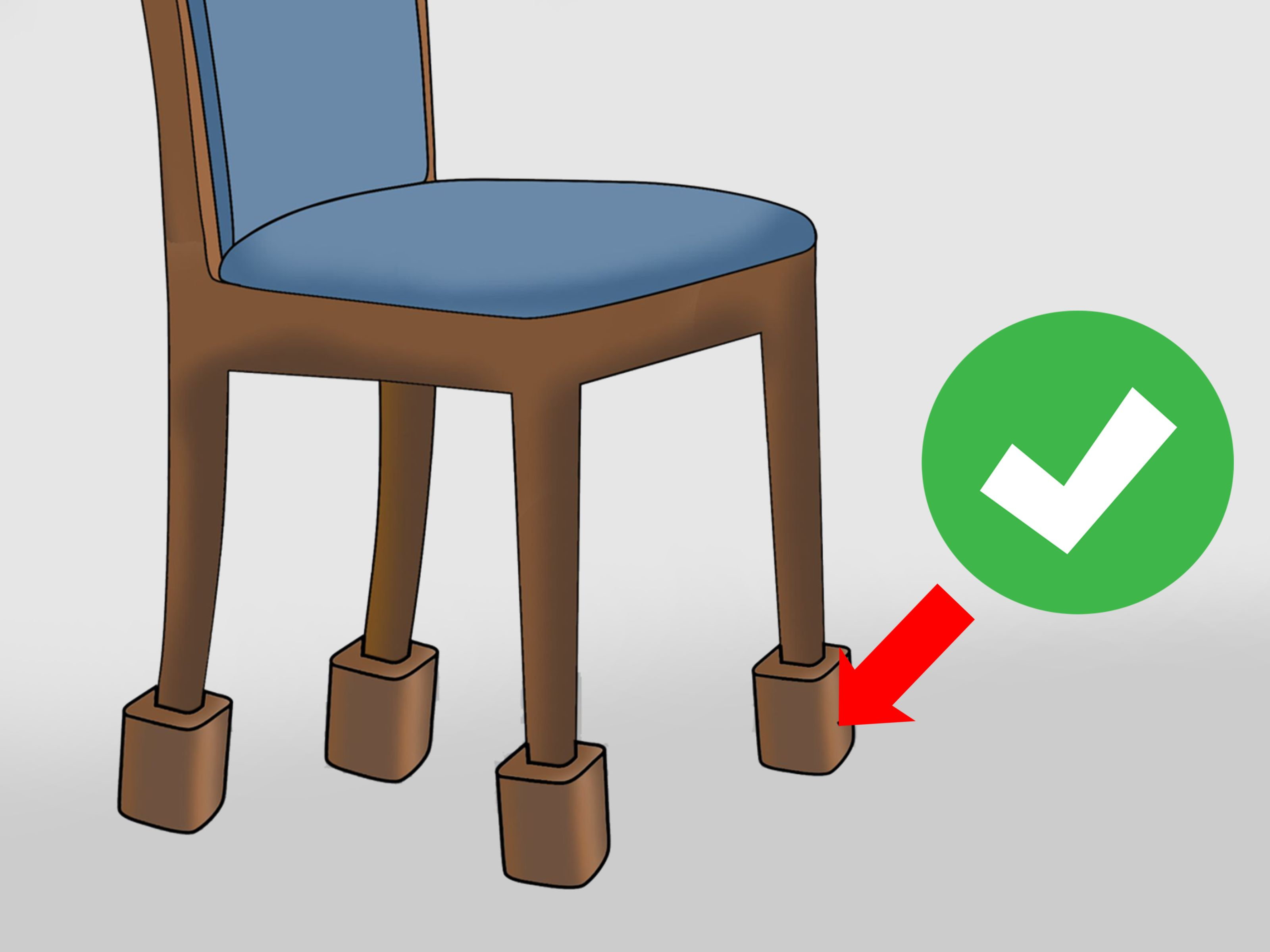 dining chairs 2 x 4 chair 3 ways to increase the height of wikihow how