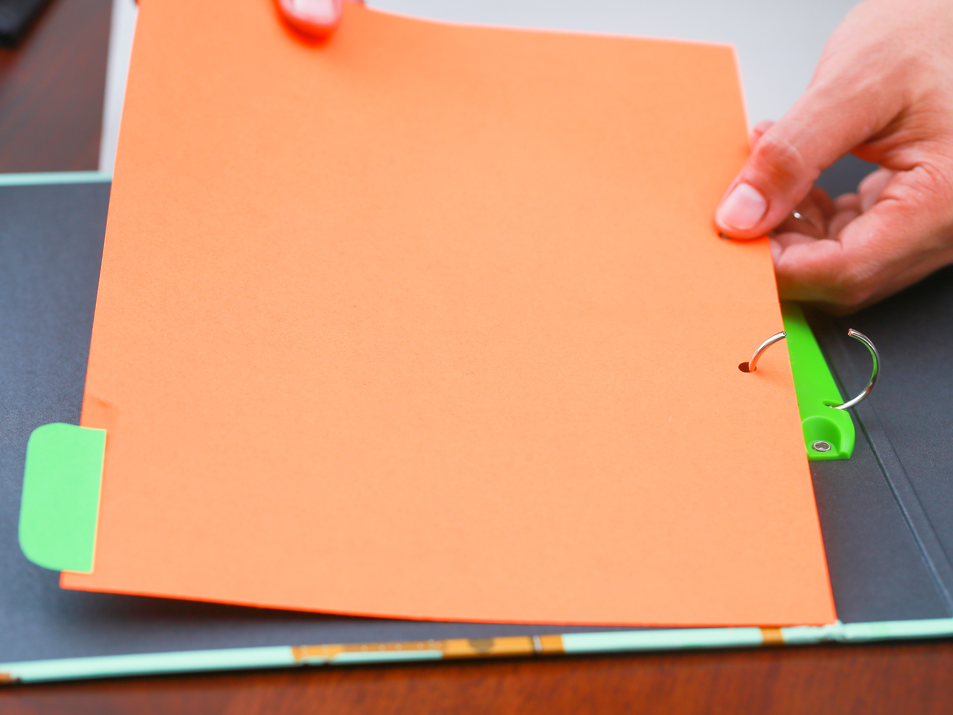 How to Make Paper Dividers 7 Steps with Pictures  wikiHow