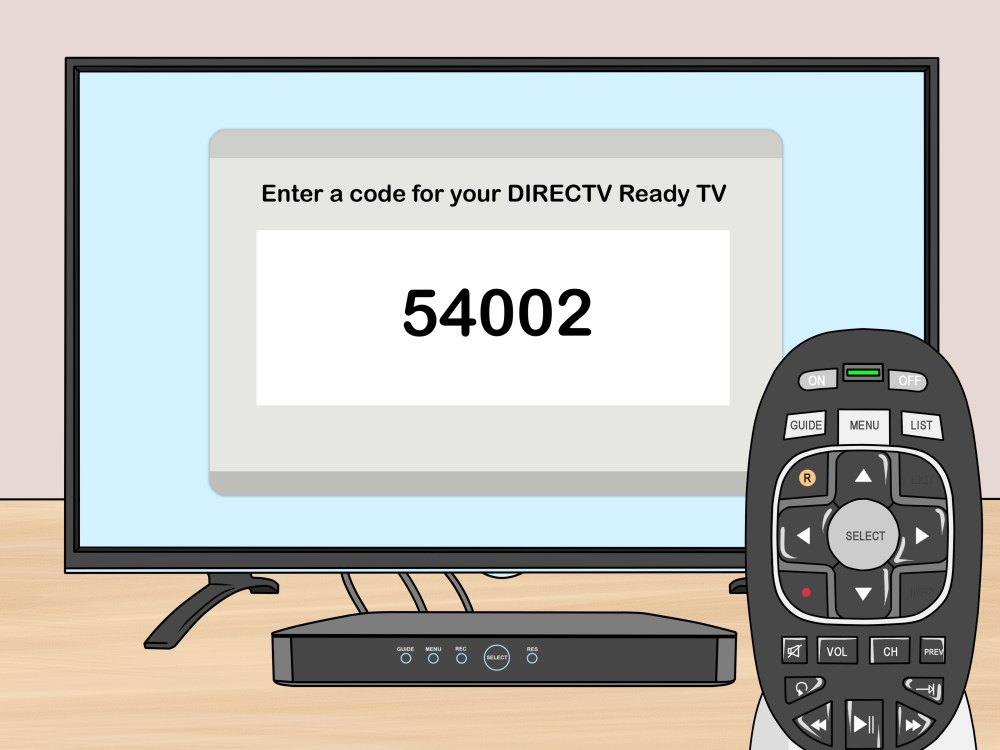 medium resolution of how to program a directv genie remote