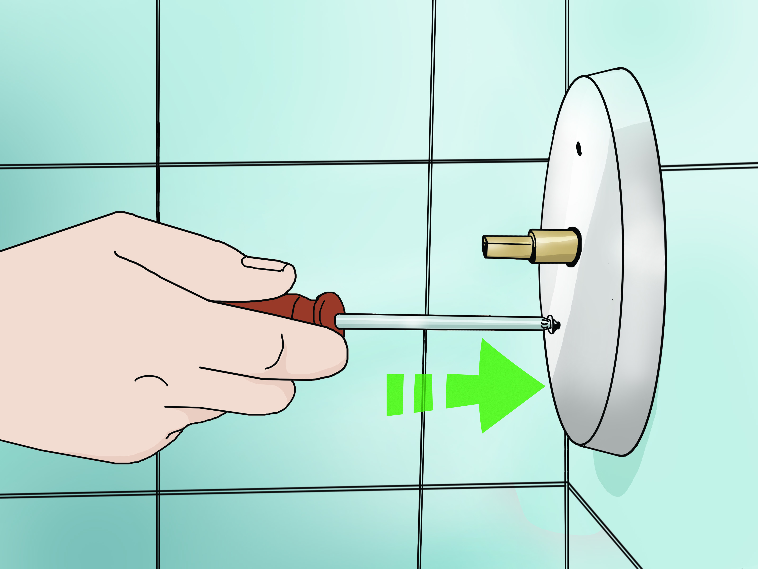 How To Replace A Shower Valve 12 Steps With Pictures