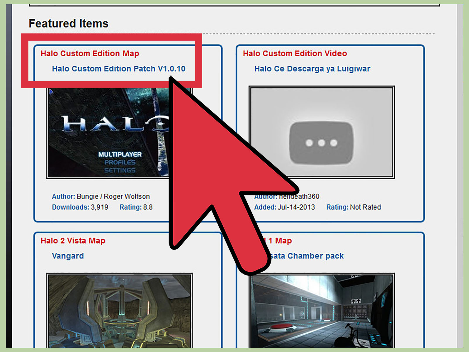 How to Get Halo Custom Edition 6 Steps with Pictures