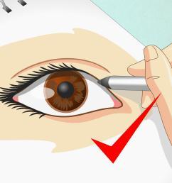 label the eye diagram answer [ 3200 x 2400 Pixel ]