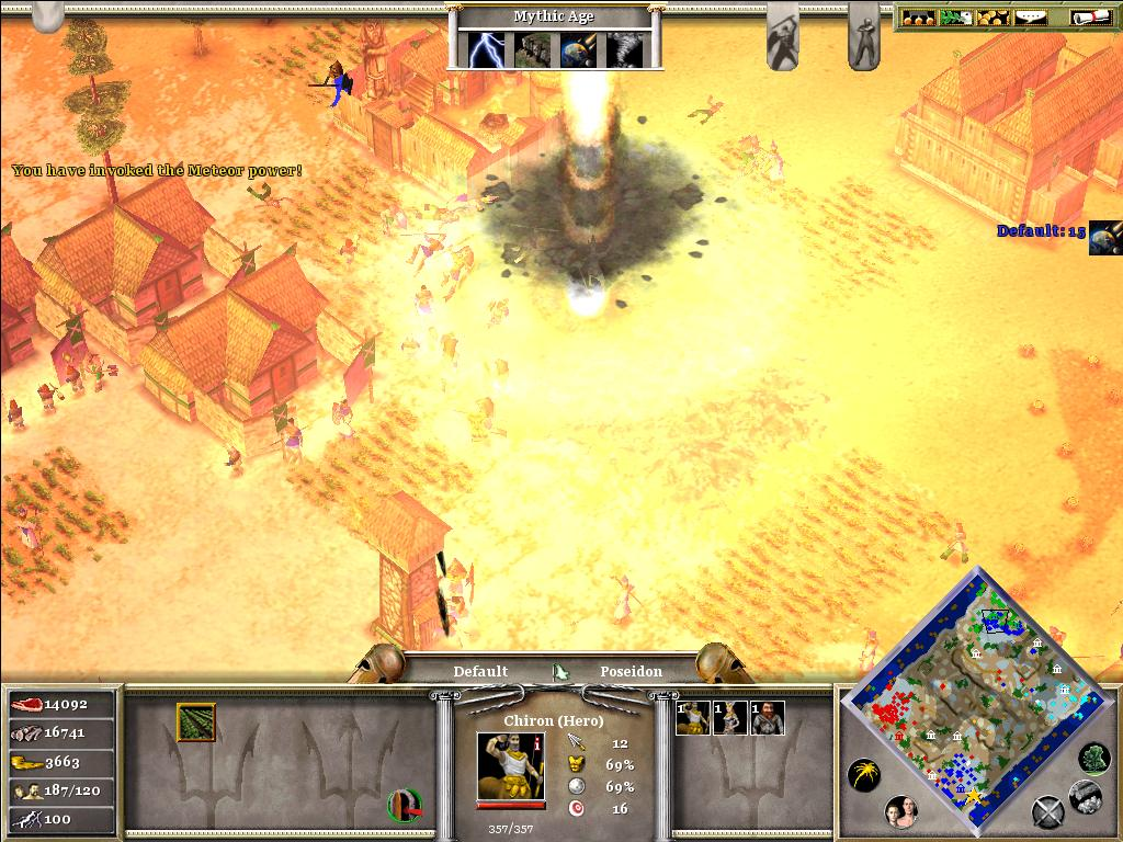 Age Of Empires Wallpaper Hd How To Kill At Age Of Mythology 11 Steps With Pictures