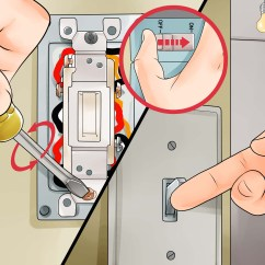 Hpm 2 Gang Switch Wiring Diagram Lan Plug How To Wire A 3 Way With Pictures Wikihow