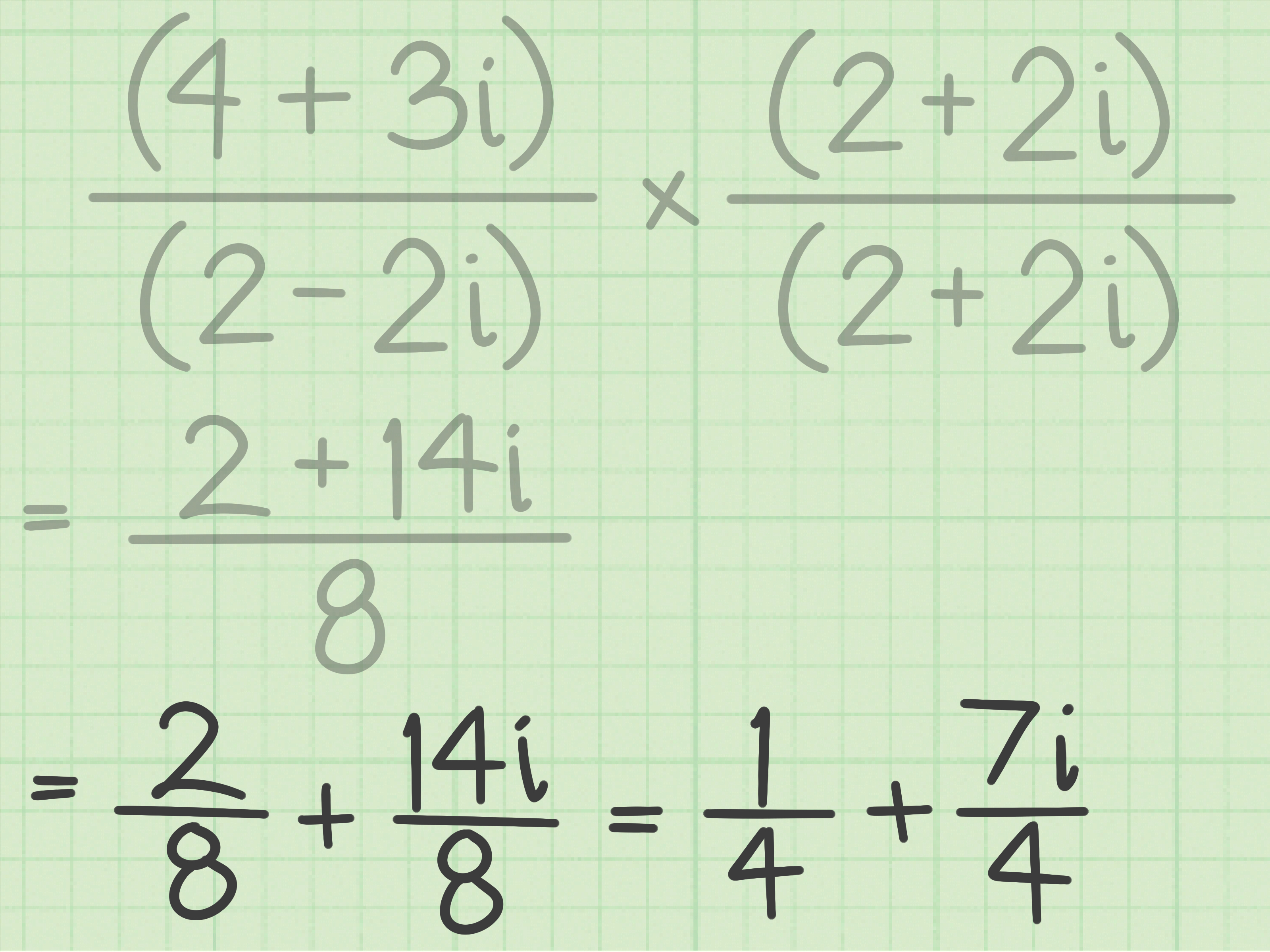 3 Ways To Simplify Complex Numbers