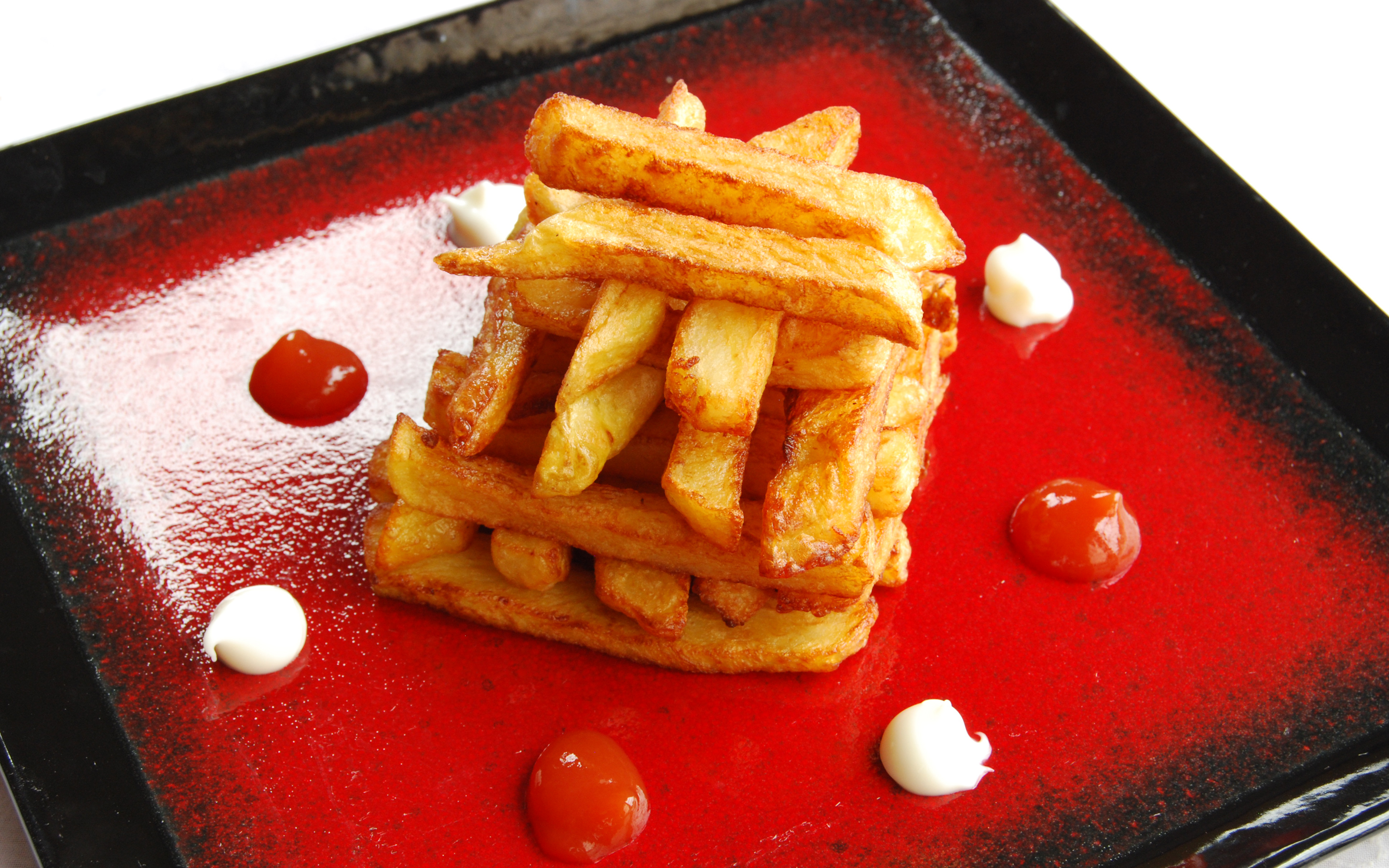kitchen fryer design center how to make belgian fries: 8 steps (with pictures) - wikihow