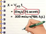 How To Calculate The Distance Traveled By An Object Using