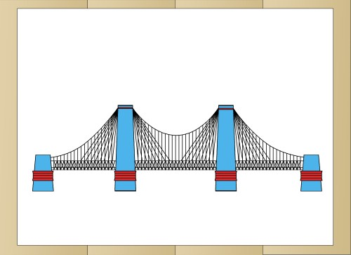 small resolution of how to draw suspension bridges