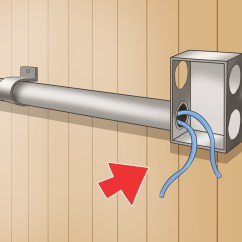 Home Electrical Outlet Wiring Diagrams Central Heating Diagram Gravity Hot Water How To Install Conduits: 6 Steps (with Pictures)