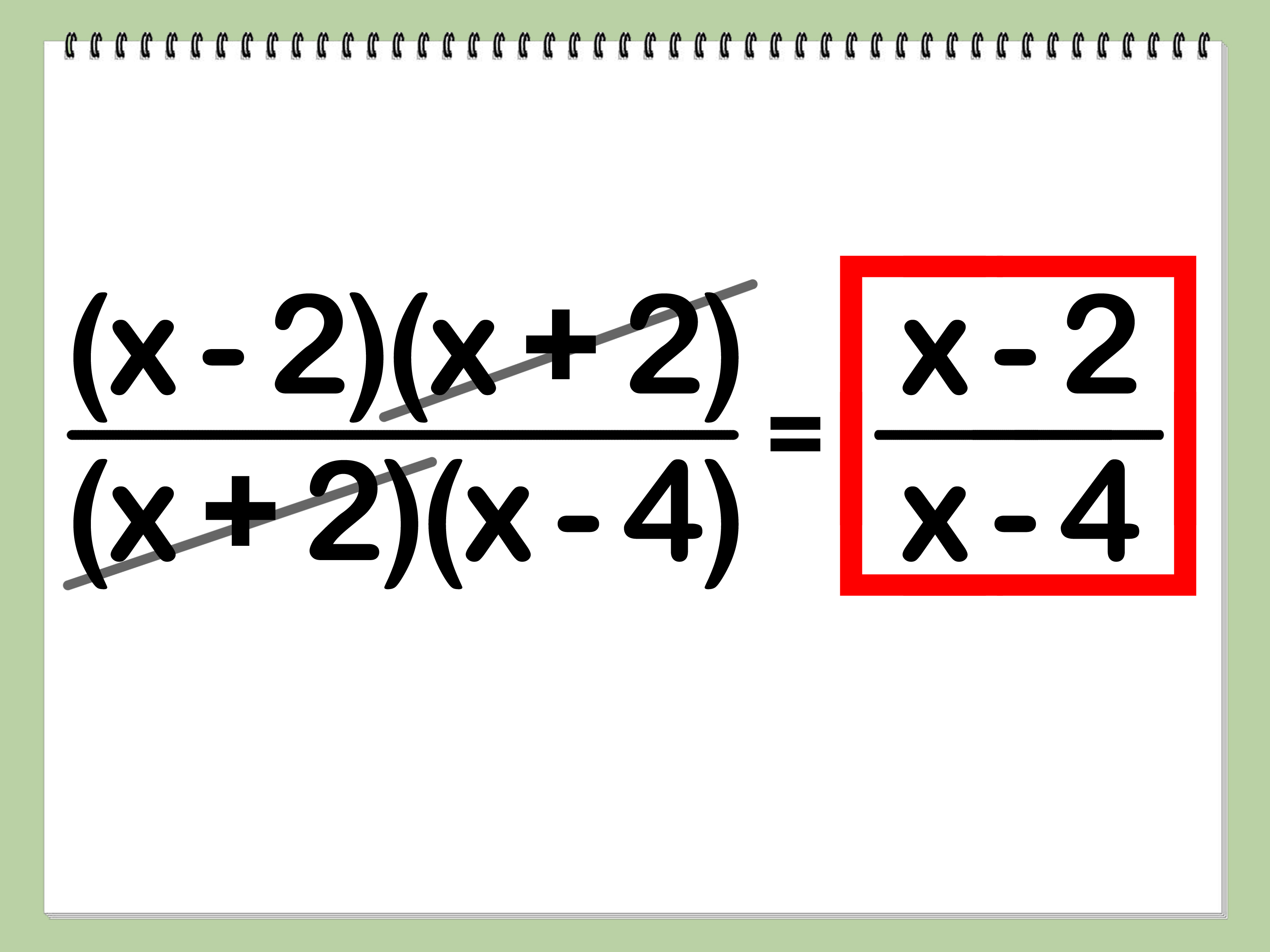 How To Simplify Rational Expressions Step By Step The How