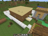 How to Make a House in Minecraft (with Pictures)