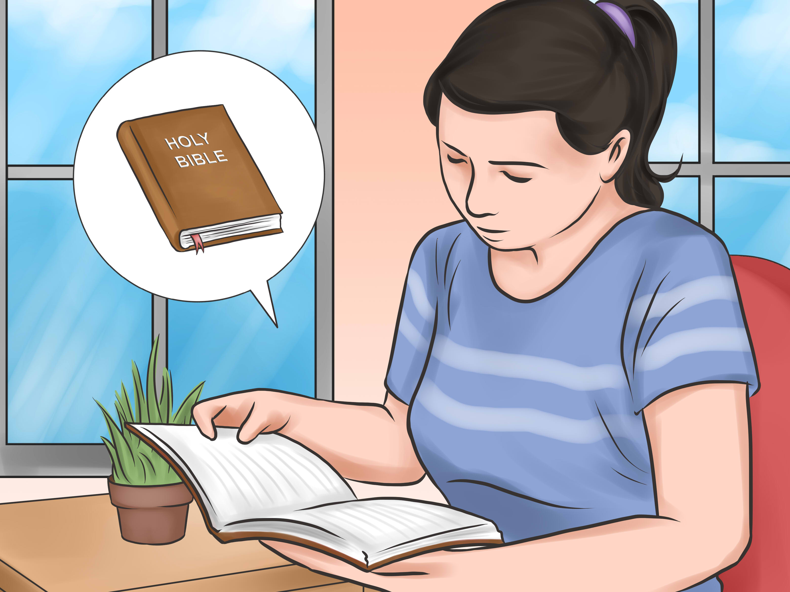how to say the