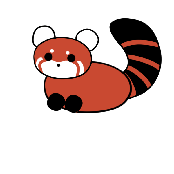 Draw Red Panda 10 Steps With - Wikihow