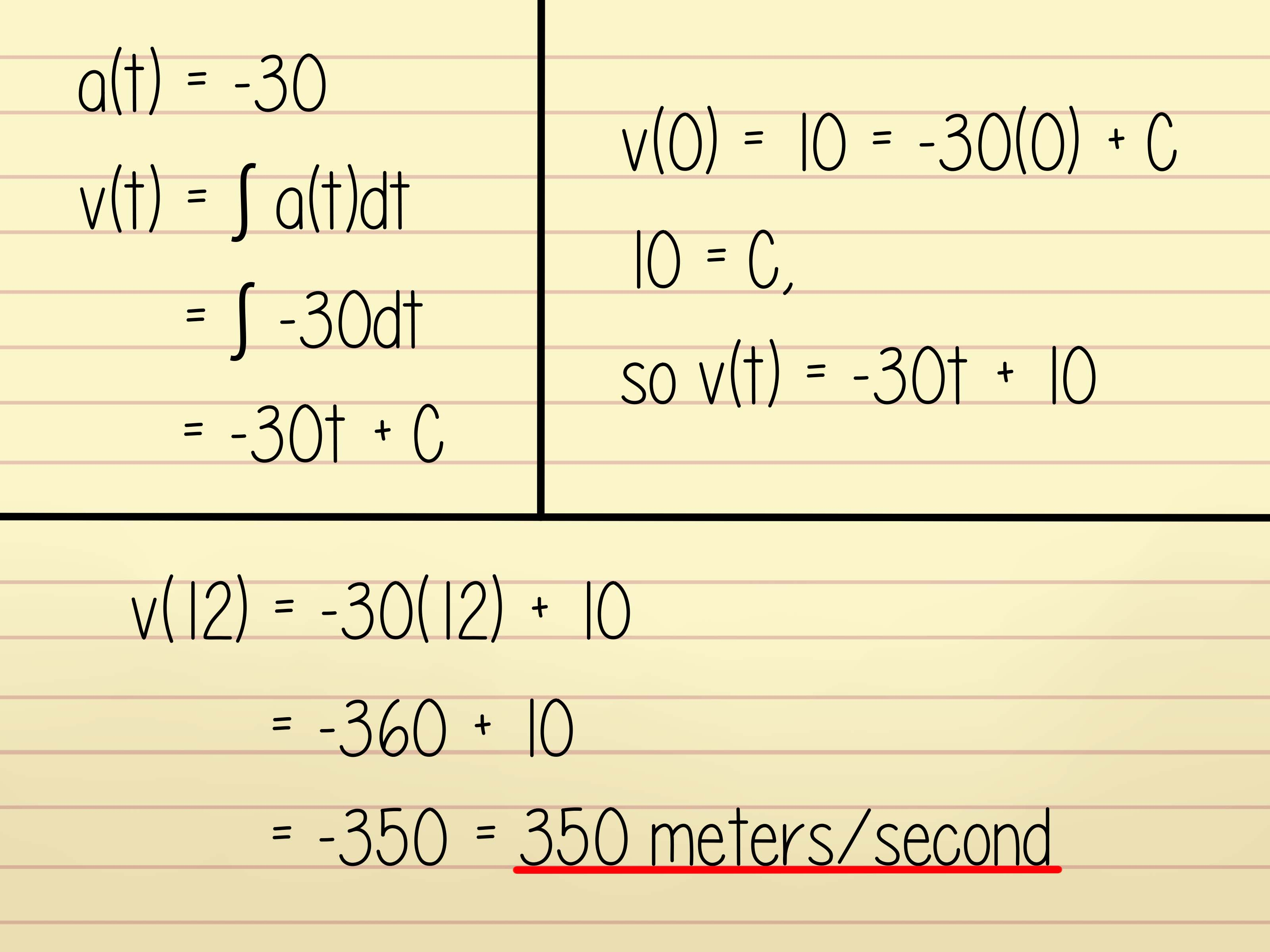 3 Ways To Calculate Speed