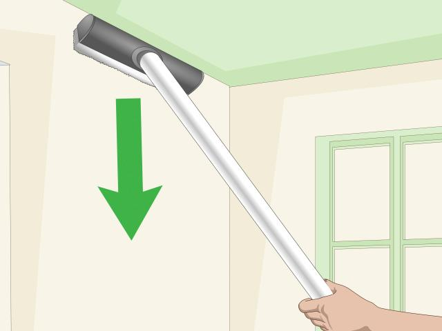 28 Ways to Dust Walls - wikiHow